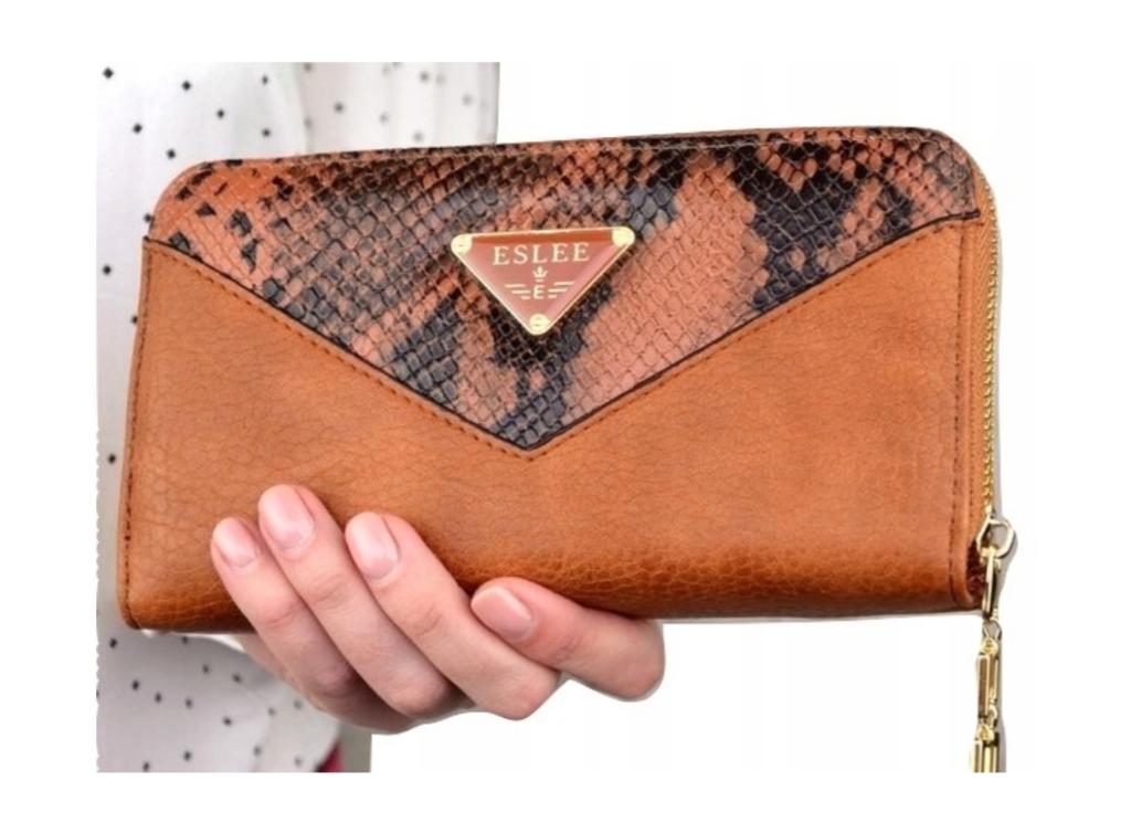 portfel damski na prezent