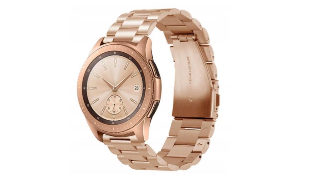 złoty zegarek na prezent