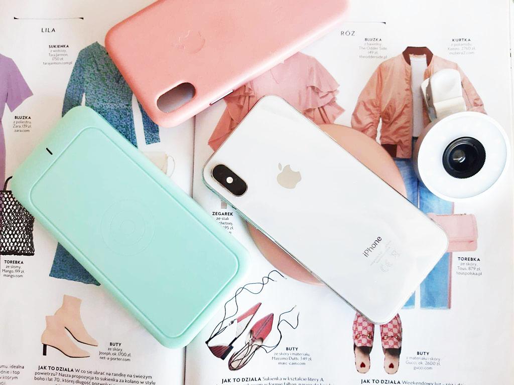 akcesoria do zdjec na iphone
