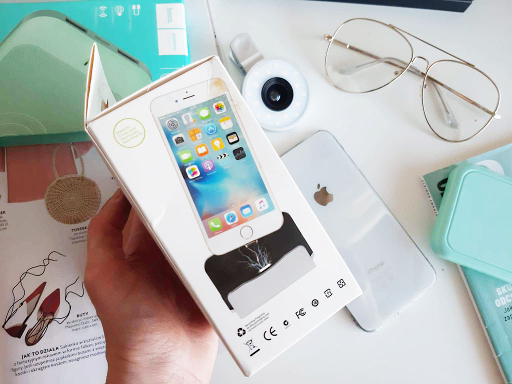 iphone szybka ladowarka