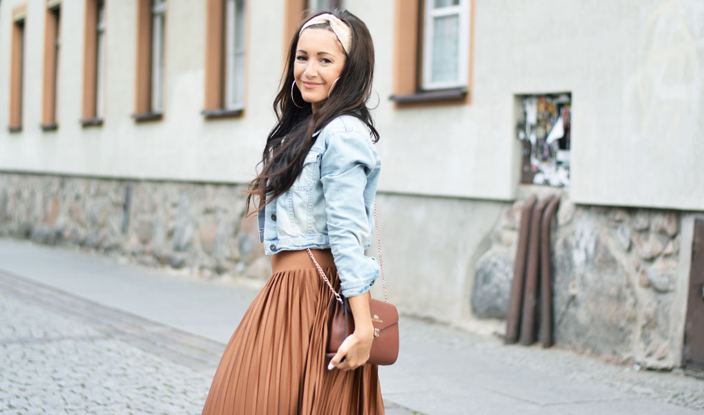 stylizacja blogerki