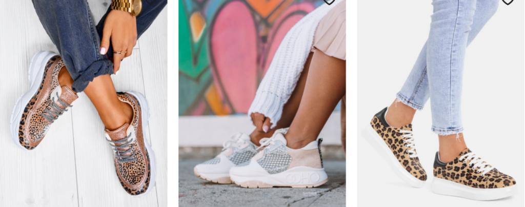 do czego pasują sneakersy