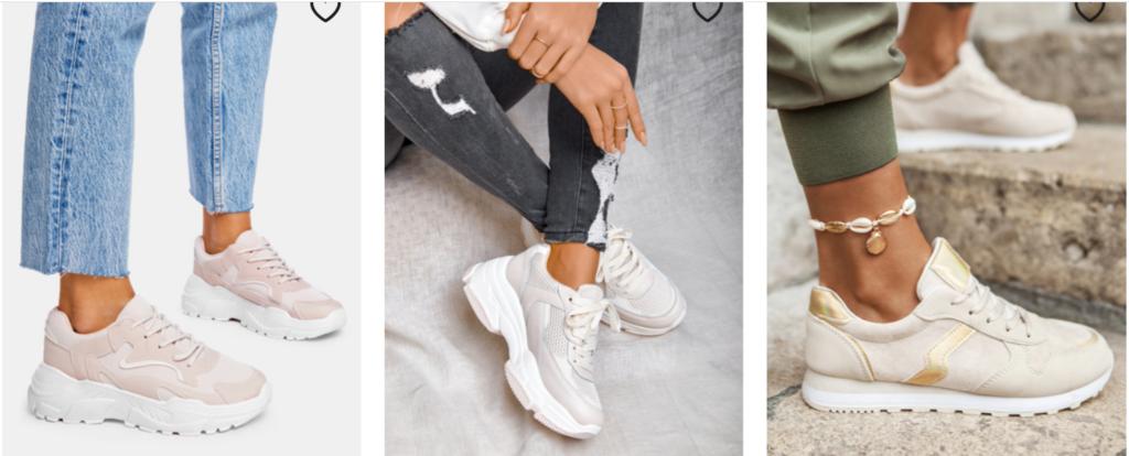 jak nosić sneakersy