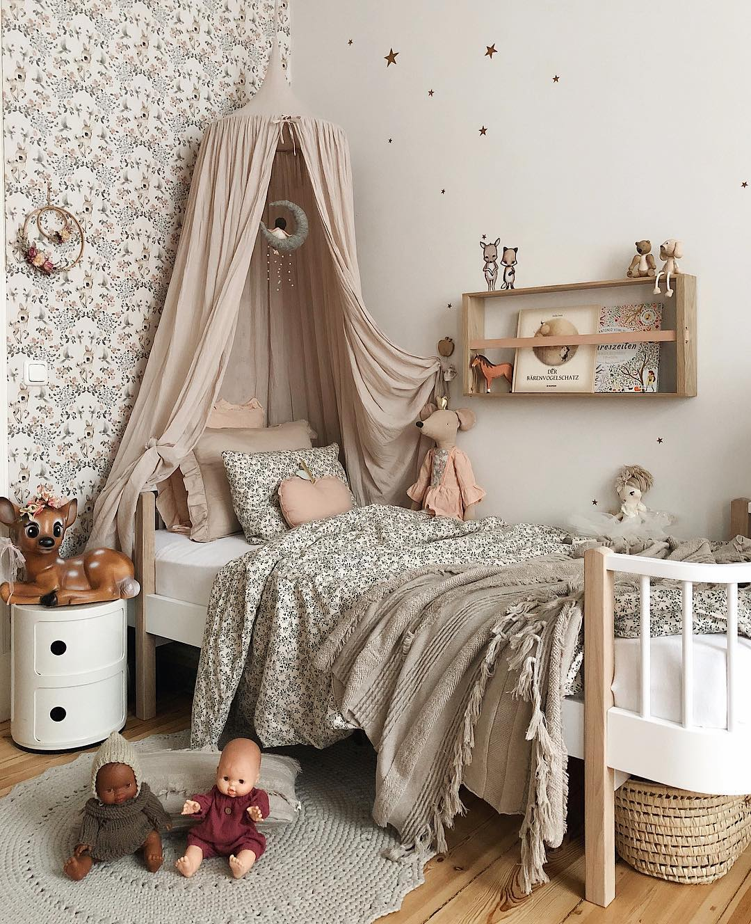 jak stylowo urządzić pokój dla dziecka