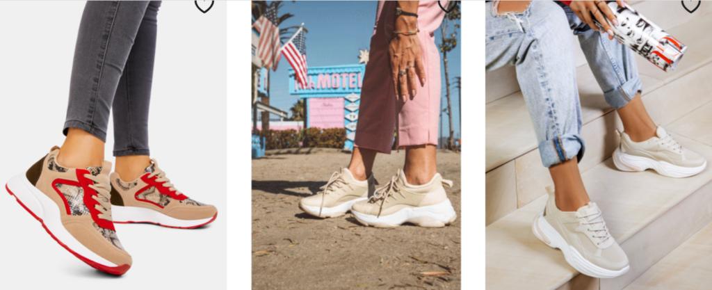 modne sneakersy na wiosnę 2020