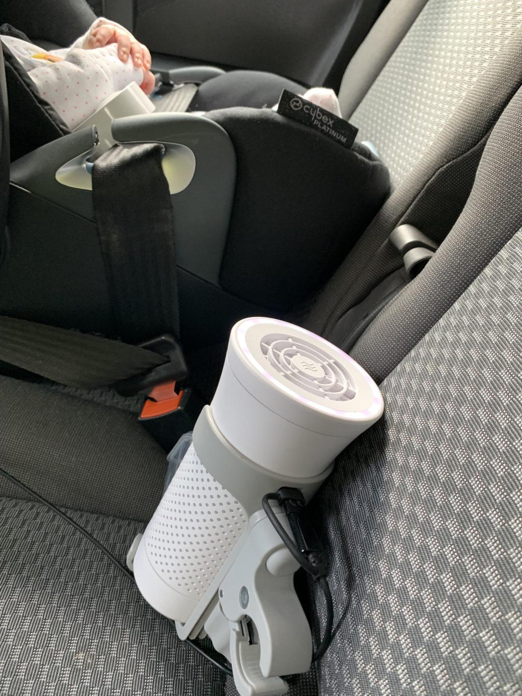 oczyszczacz do auta wynd