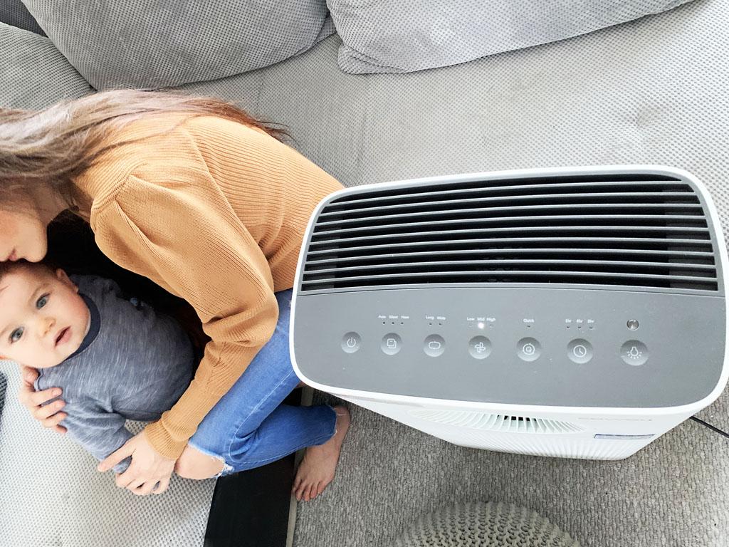 oczyszczacz powietrza coway opinie