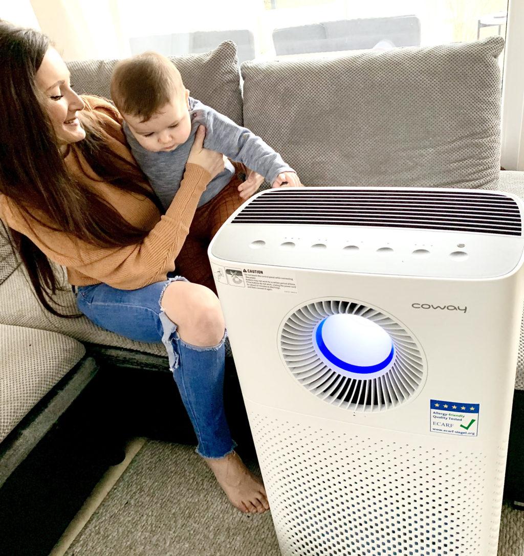 oczyszczacz powietrza dla dziecka
