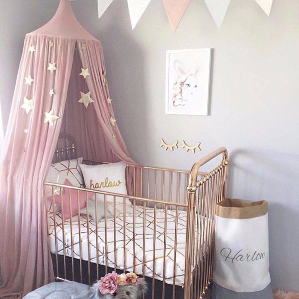 pokój dla dziewczynki pastelowy