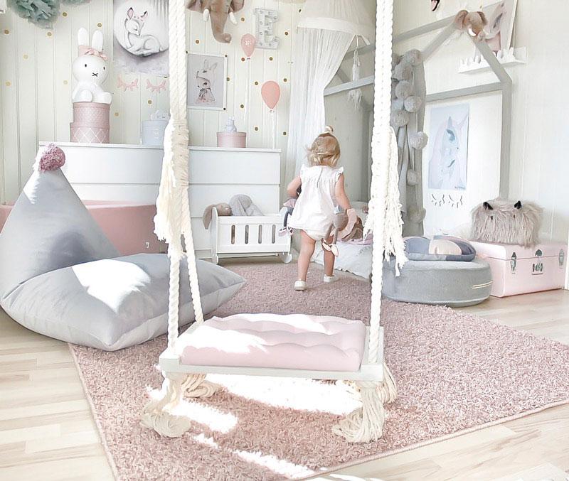 pokój pastelowy dla dziecka jak urządzić