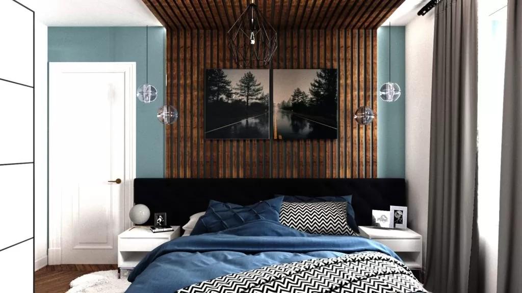 sypialnia sknadynawska
