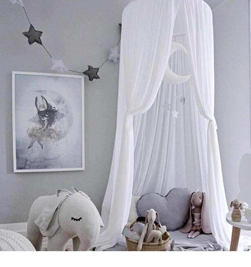 szary pokój dla dziecka