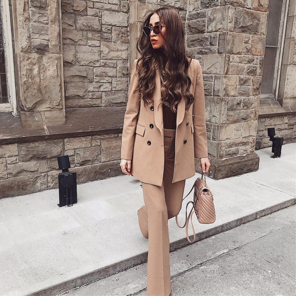 luksusowy płaszcz na wiosnę 2020