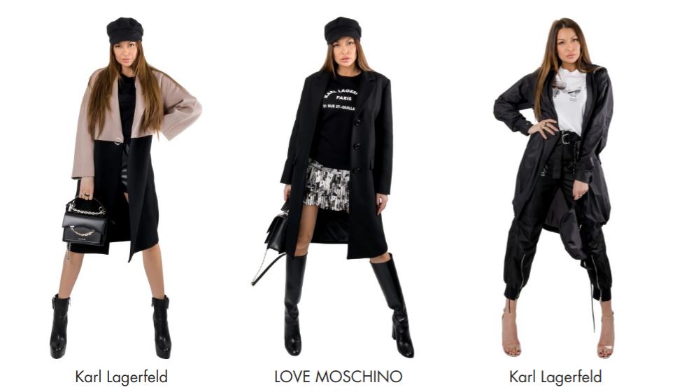 płaszcz luksusowy wiosna 2020