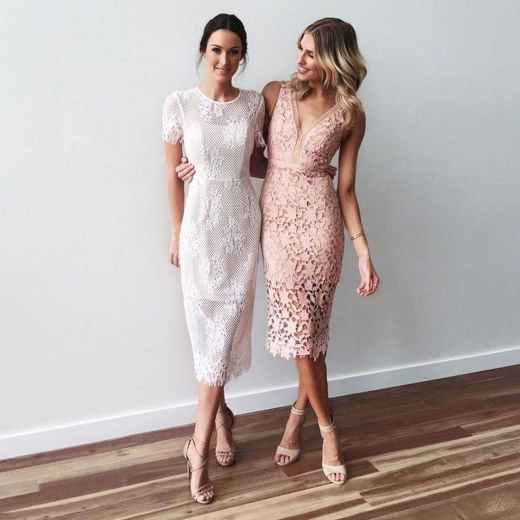 sukienki na wesele doasowane