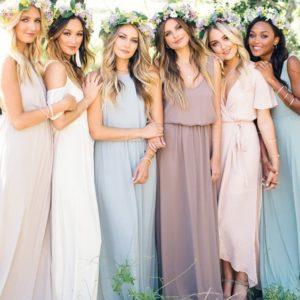 Sukienki weselne na 2020 – które fasony będą robić furorę?