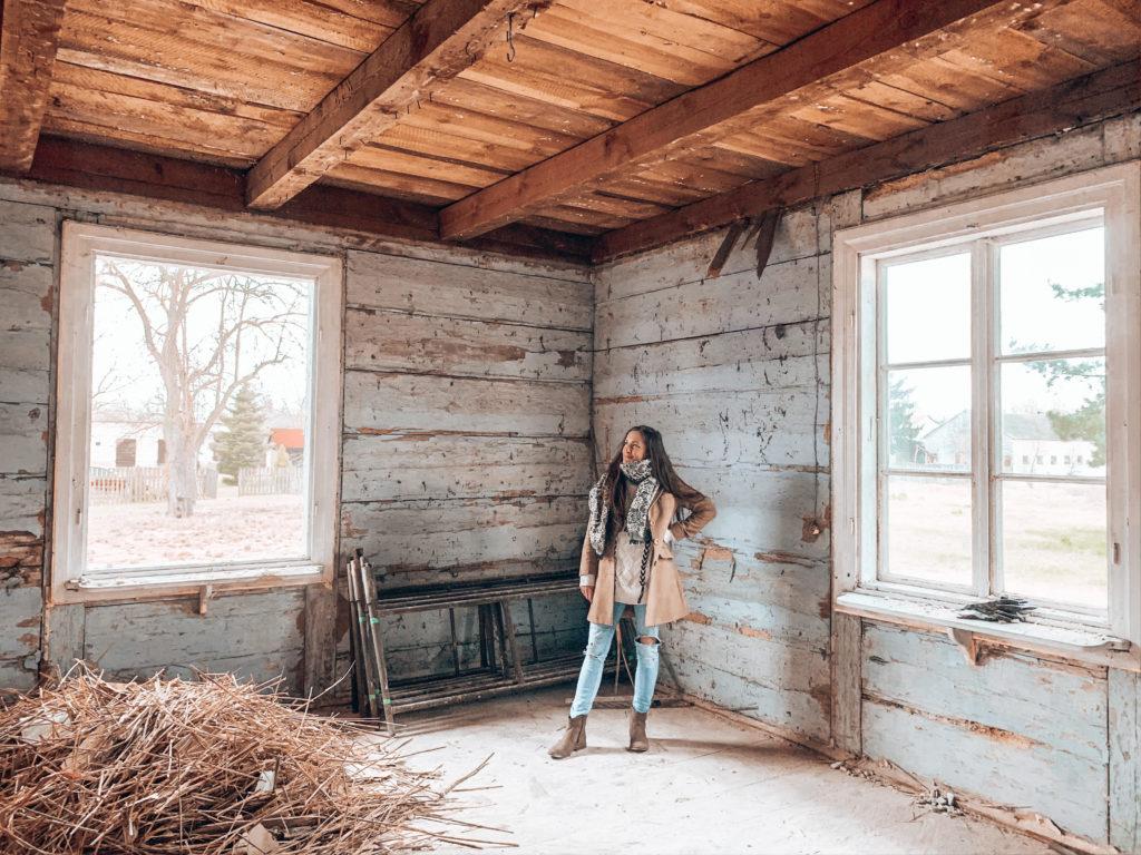 remont starego domu drewnianego blog