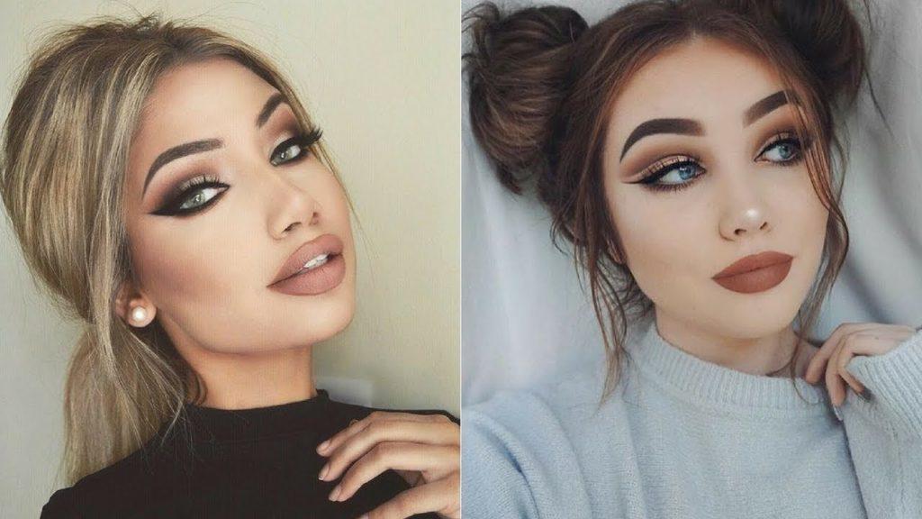 instagramowy makijaż