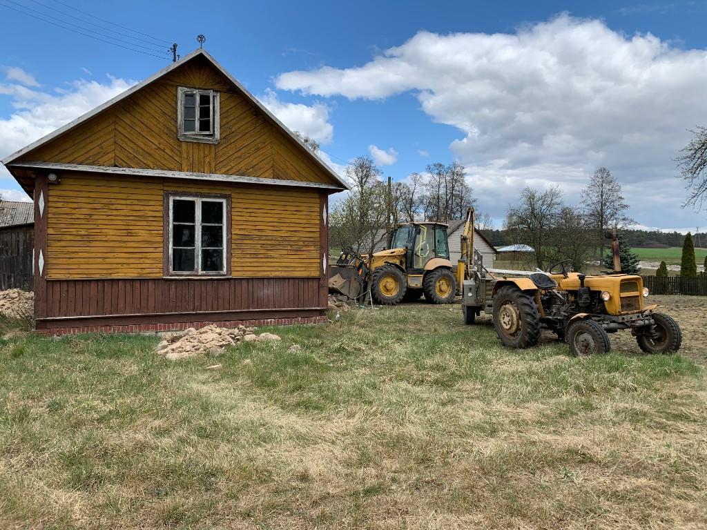 jak remontować starą chatę na wsi