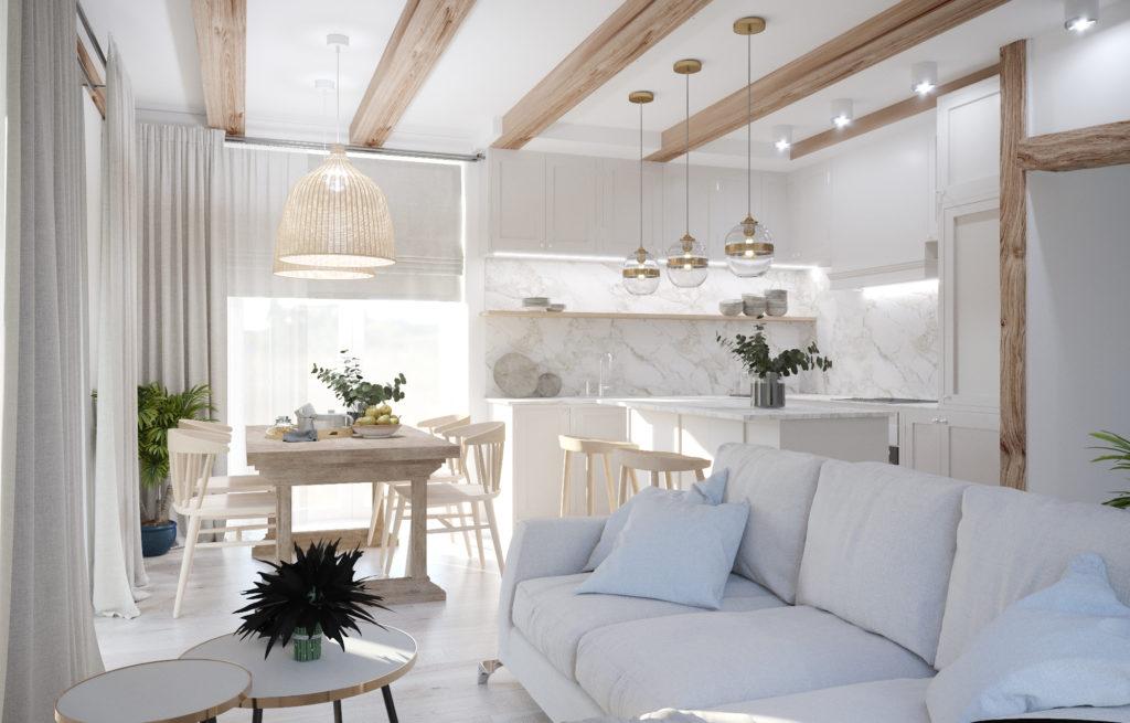 metamorfoza domu drewnianego