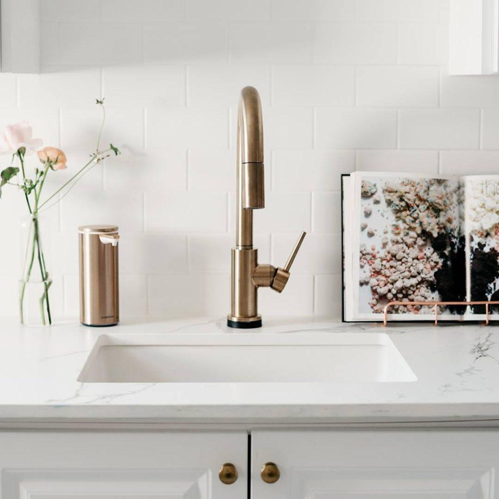 nowoczesna łazienka dezynfekcja