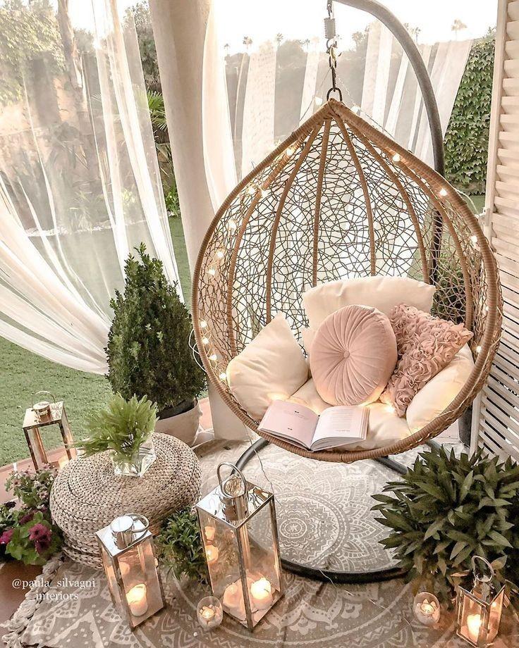 kokon fotel wiszący