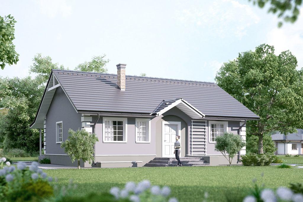 projekt domu jaka cena