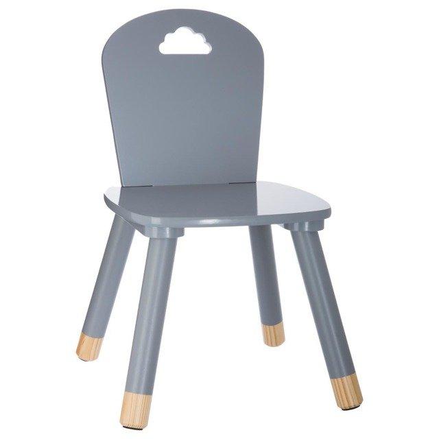 krzesło dziecięce skandynawskie