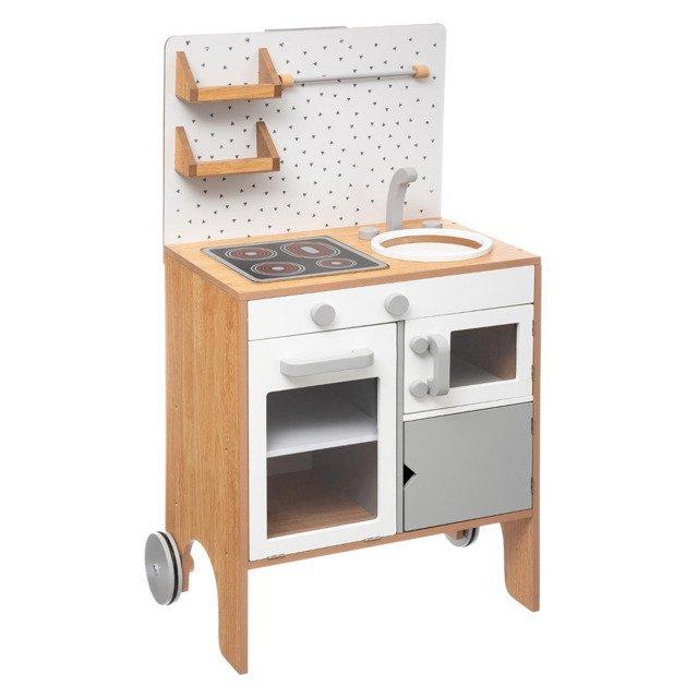 kuchnia dla dziecka drewniana