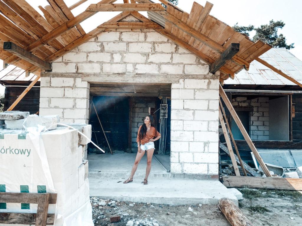 remont starego domu drewnianego jak zrobić