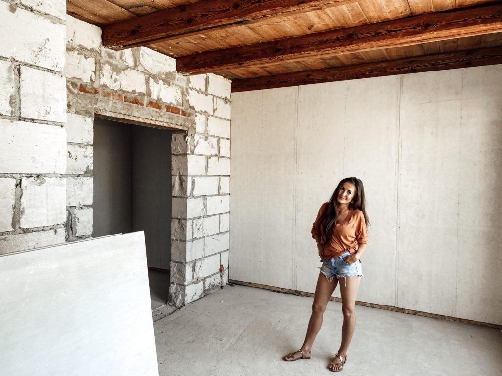 remontowanie starego domu drewnianego