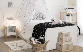skandynawski pokój dla dziecka