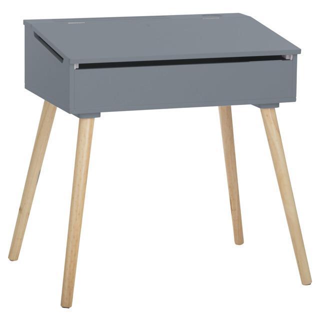 skandynawskie biurko dla dziecka