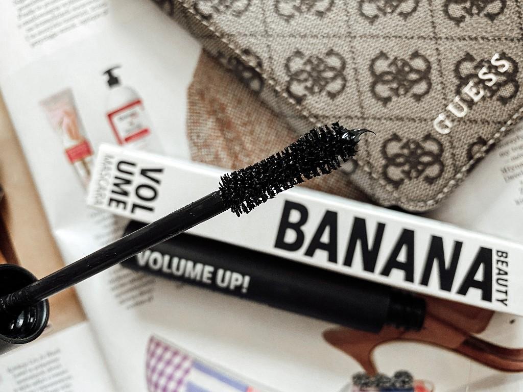 banana beauty tusz do rzęs