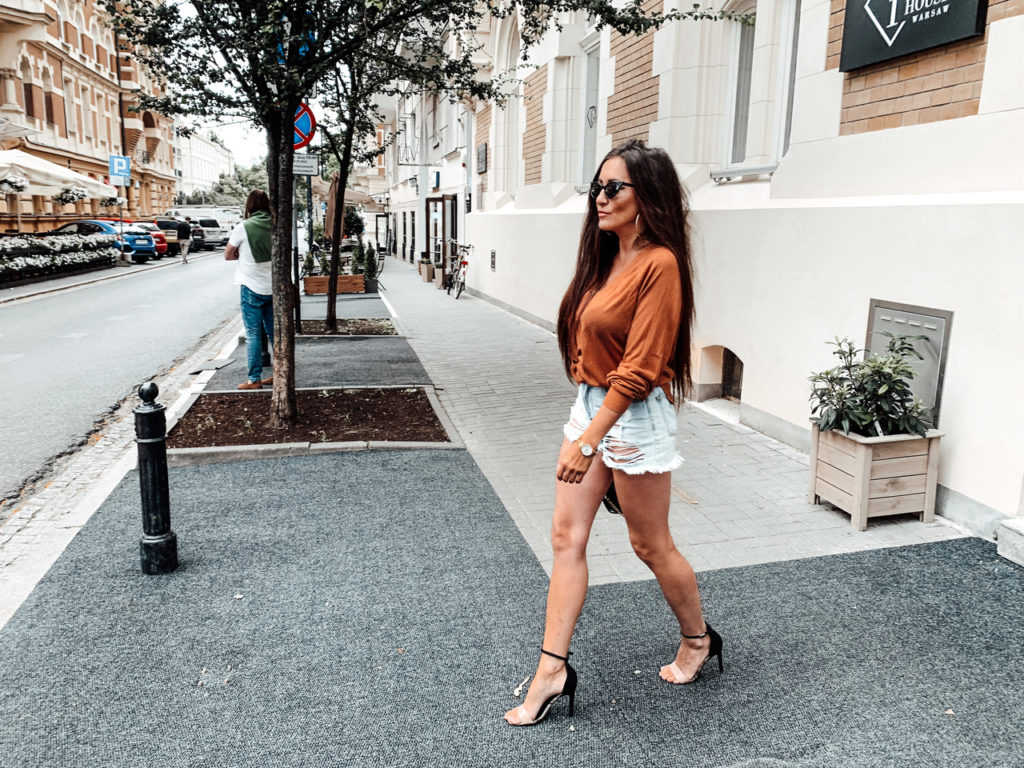 blogerska stylizacja