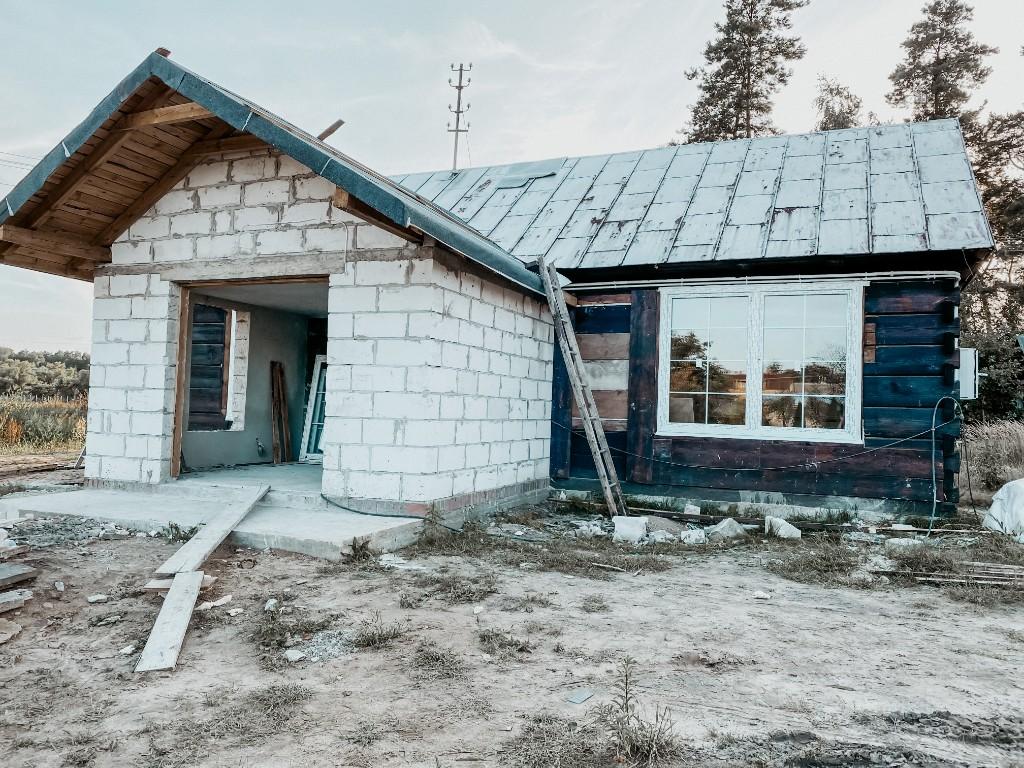 remont starego domu