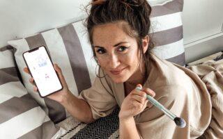 aplikacja kosmetyczka online
