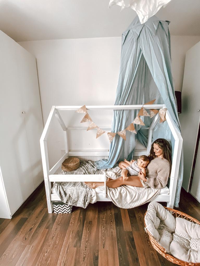 baldachim pokój dziecka