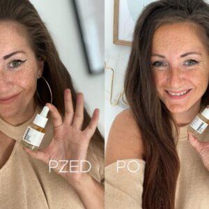 Krople samoopalające dla uzyskania naturalnej opalenizny twarzy [HIT!]