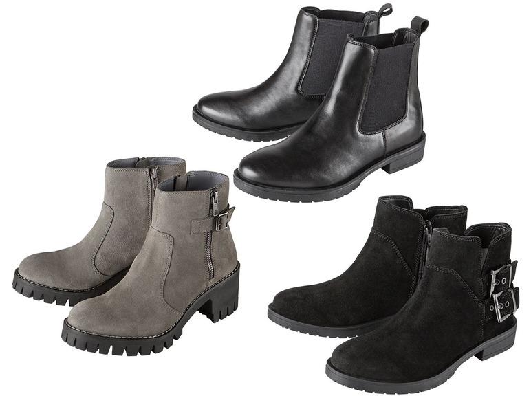 buty lidl czarne