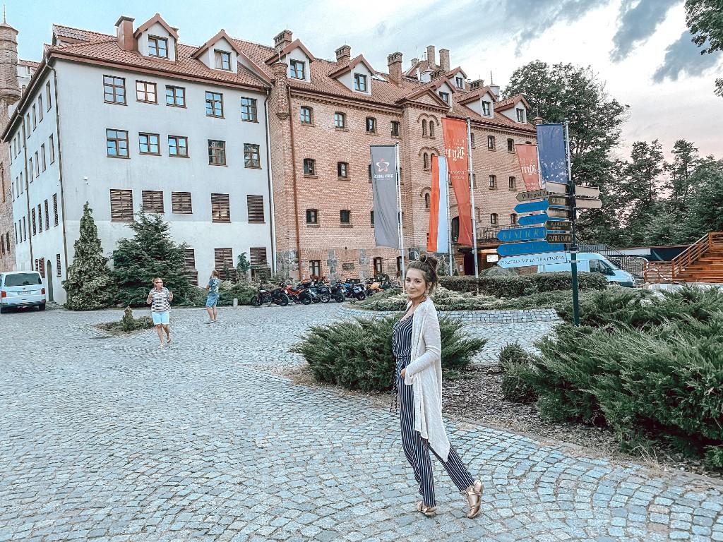 hotel zamek ryn blog