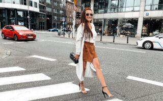 jesienna stylizacja blogerka