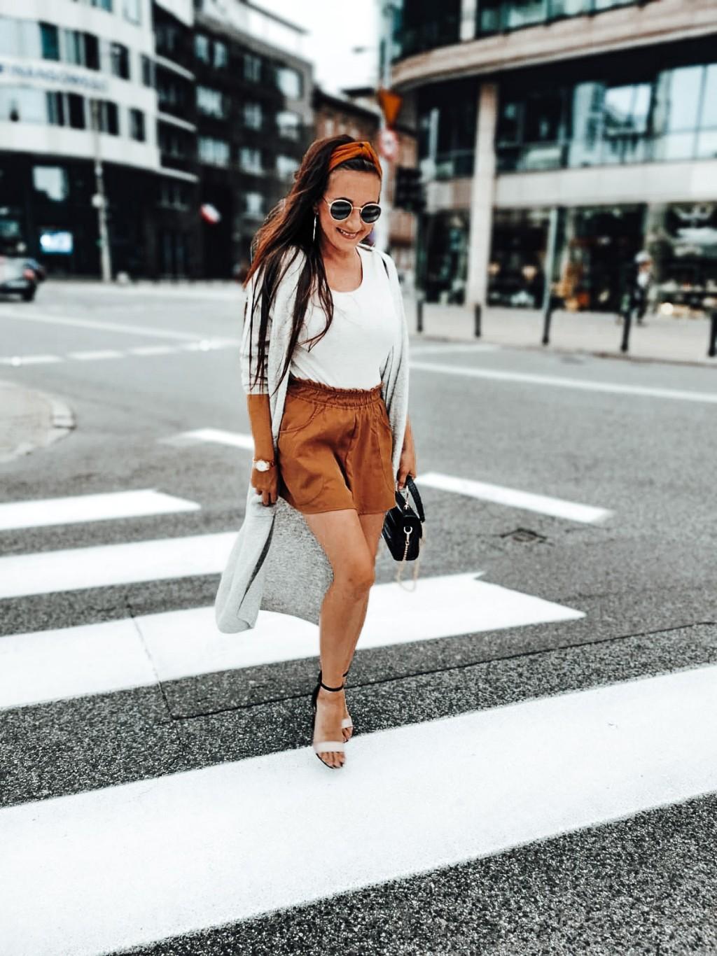 jesienna stylizacja blogerka modowa