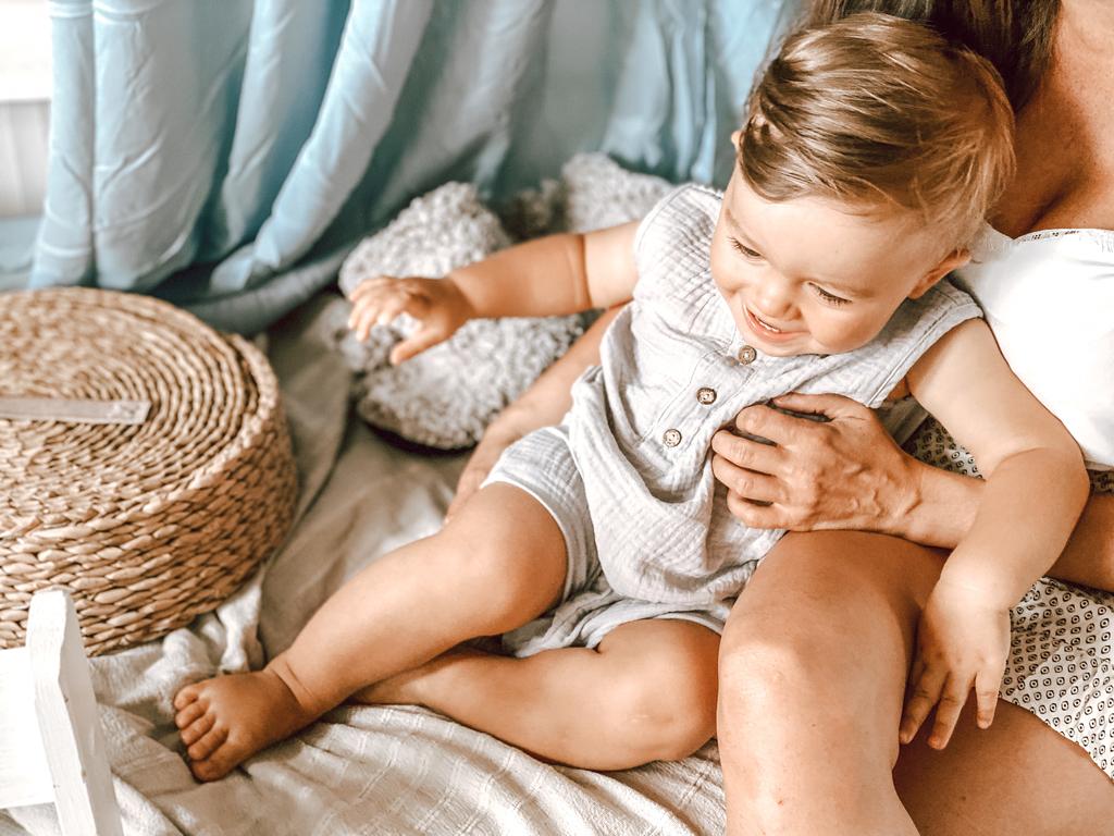 muślinowe ubranka dla dzieci