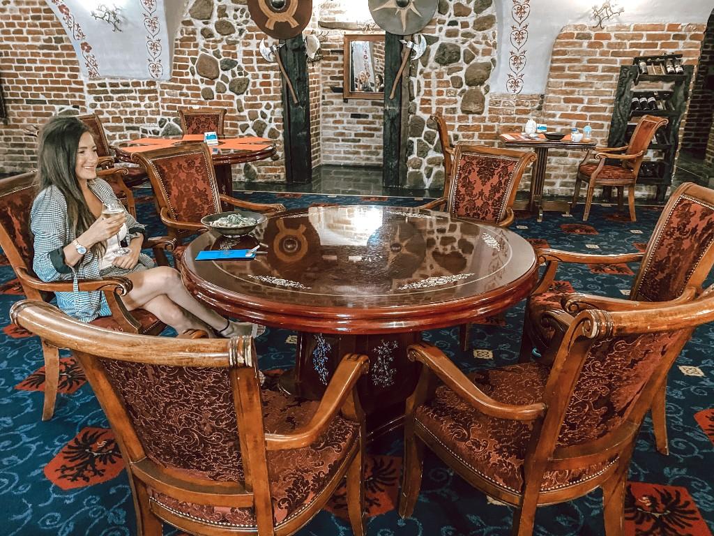 restauracja hotel zamek ryn