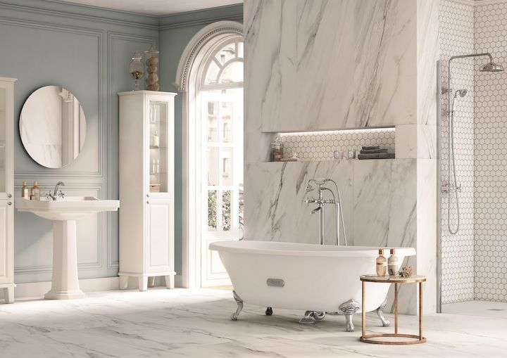 łazienka Roca vintage