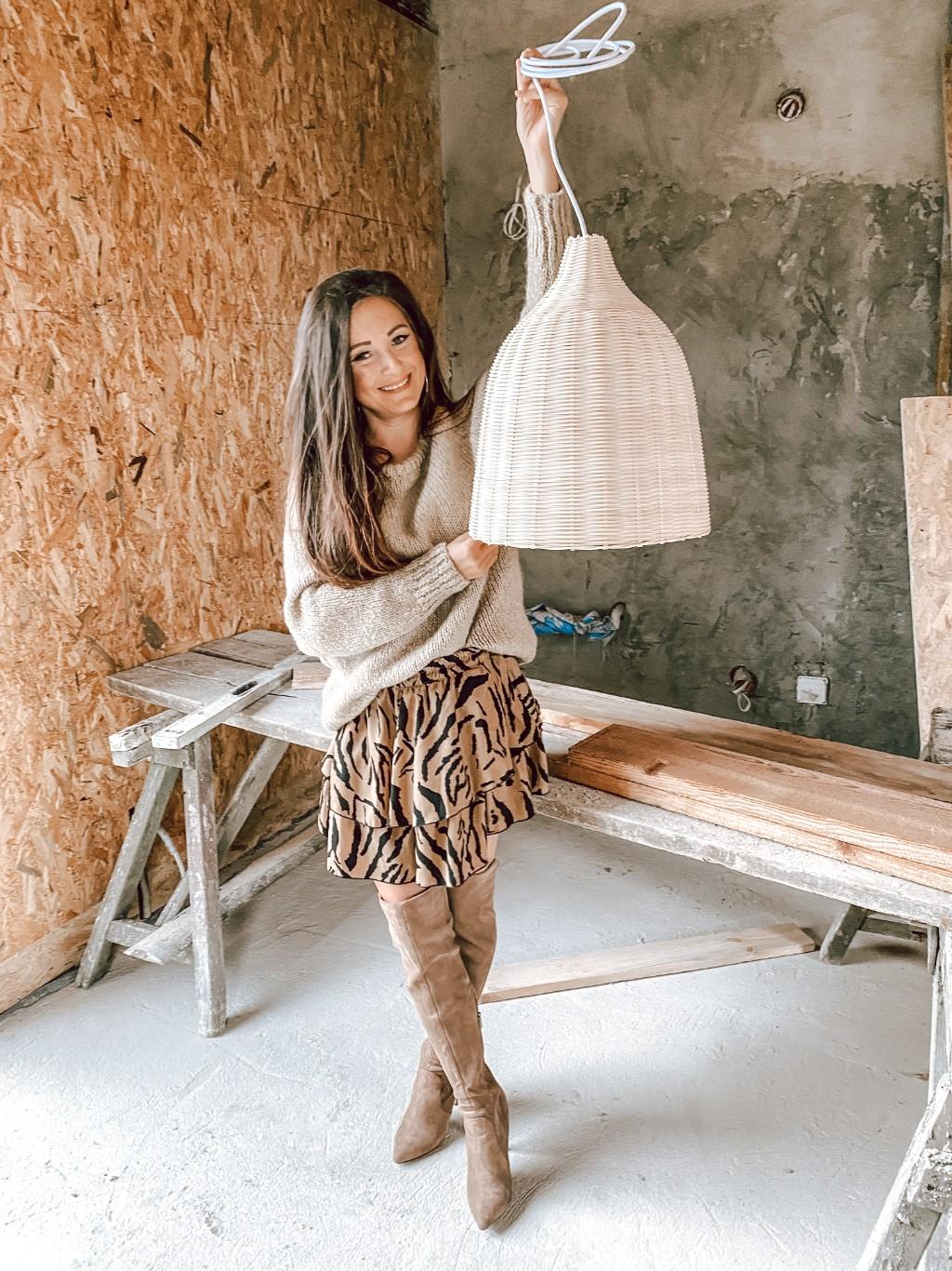 lampa wiklinowa
