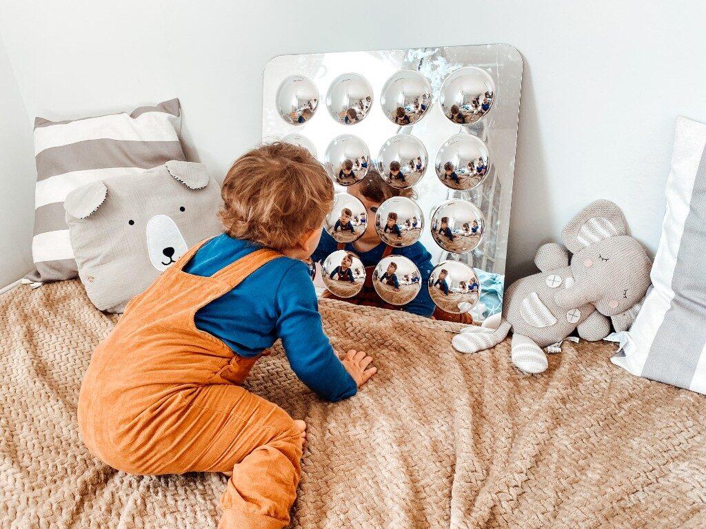 lustro sensoryczne dla dziecka