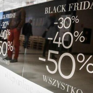 Black Friday 2020 – w jakich sklepach będą największe zniżki?