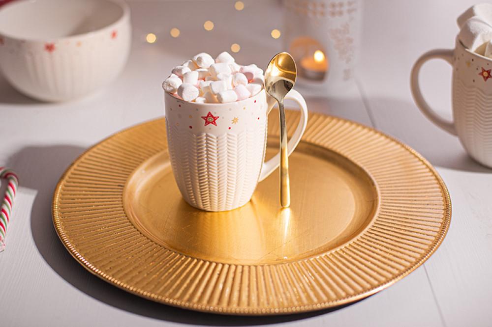 Kubek porcelanowy świąteczny Boże Narodzenie Altom Design Rudolf
